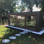 domek saunowy - domowe SPA